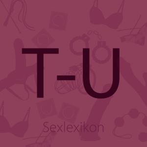 Bild Sexlexikon Buchstaben T und U