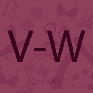 Bild Sexlexikon Buchstaben V und W