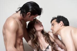 Wifesharing zwei Männer