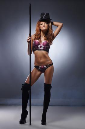 Ein Striptease ist Erotik für die Sinne