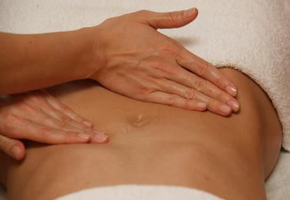 Bei der Body-to-Body-Massage sind beide Partner nackt