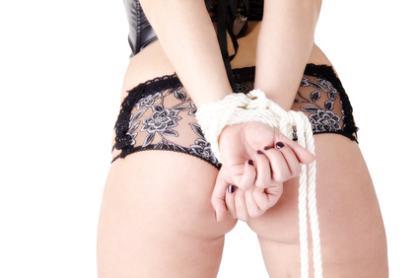 Erotische Fesselspiele