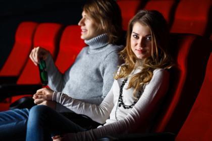 Das Kino kann auch ein Treffpunkt sein