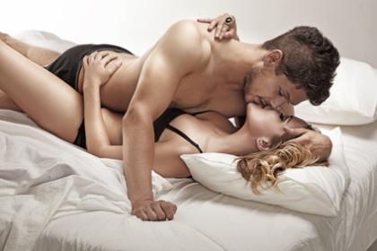 Ein Stellungswechsel bringt mehr Spaß im Bett.