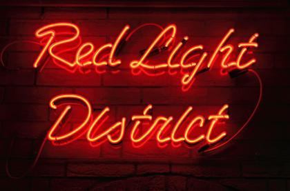 Willkommen im Rotlichtbezirk