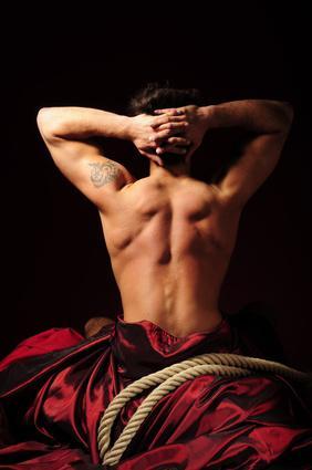 Ein attraktiver und muskulöser Körper ist auch bei Callboys ein Muss.