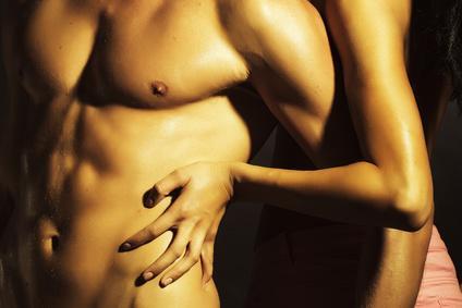 Erotische Ausstrahlung Mann Körper