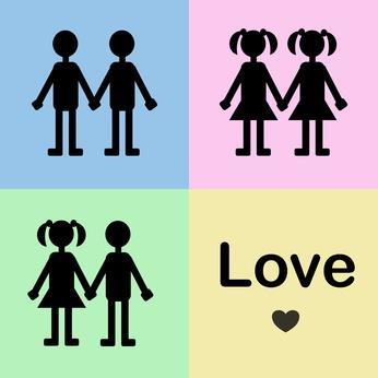 Liebe hat kein Geschlecht