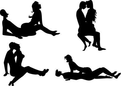 Sexstellungen für die dominante Frau