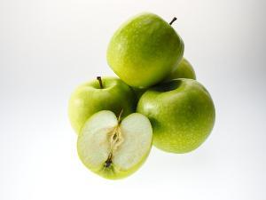 Bild grüne Äpfel