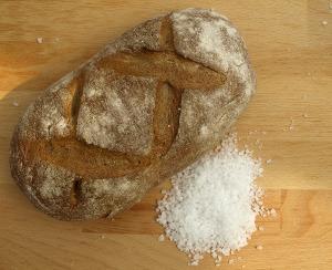 Bild Brot und Salz