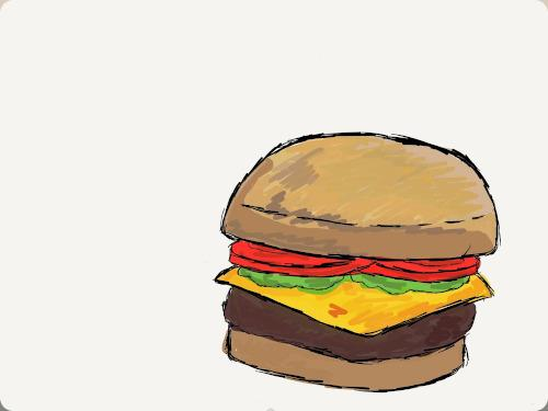 Grafik Burger