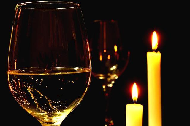 Bild Candle Light Dinner