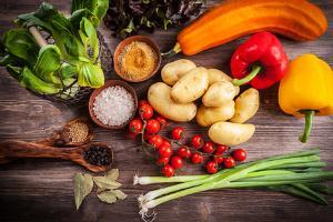 Bild Regionales Gemüse