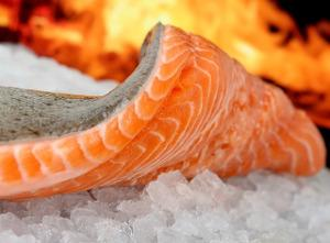 Ernährung Lachs