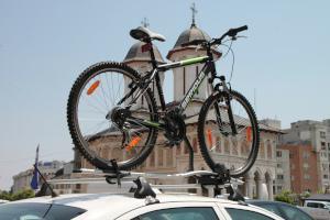 Dachträger Fahrrad