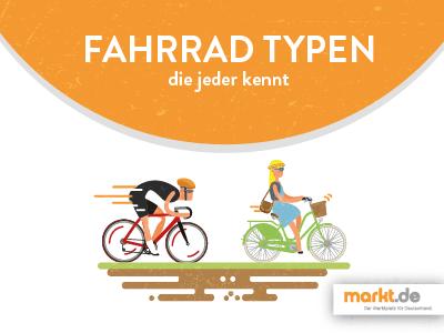 Bild Radfahrertypen