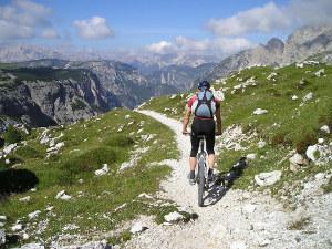 Mountainbike Gelände