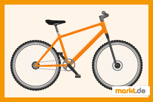Grafik Mountainbike