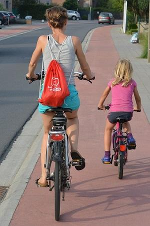 Bild Kinder Straßenverkehr