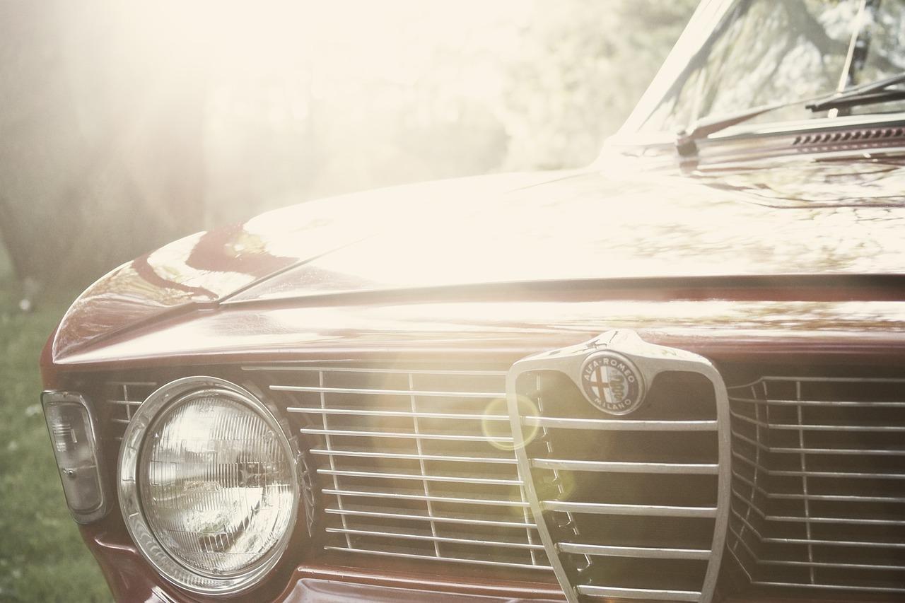 Alfa Romeo ist ein günstigerer Einstieg in die Welt der Oldtimer