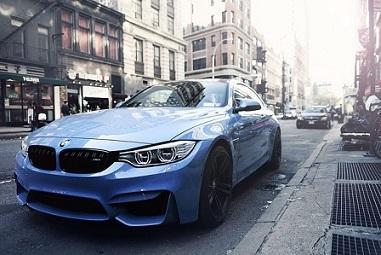 Bild Elegantes BMW Modell