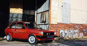 Ford Fiesta altes Modell