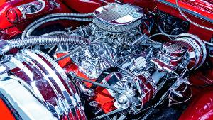 Bild Einspritzdüse Motor