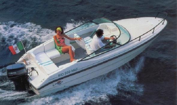 Bild Sportboot