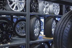 Bild Reifen Lagerung