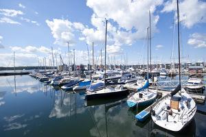 Bild Boote im Hafen