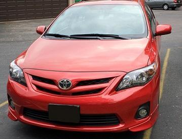 Bild Toyota Rot