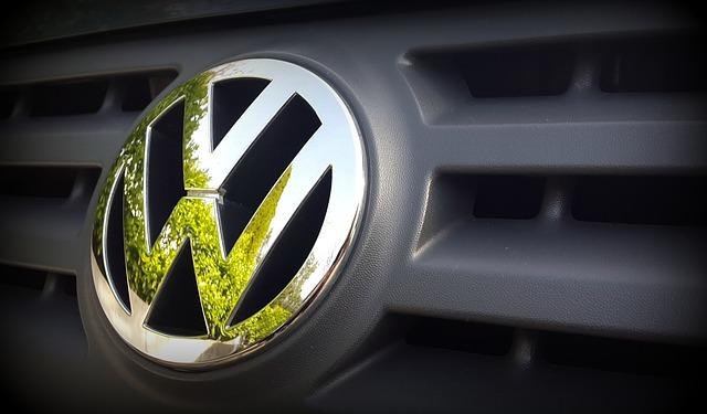 Bild VW Logo
