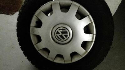 Winterreifen VW