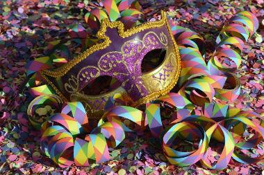 Bild Karnevalsmaske