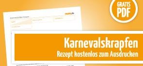 Grafik Download Krapfen Rezept
