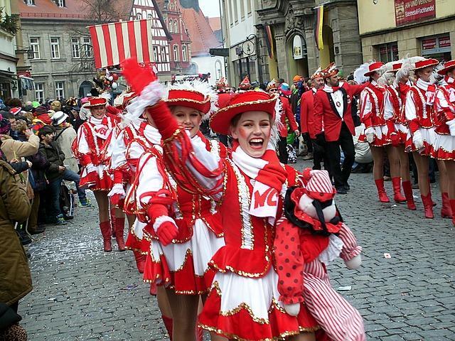 Bild Karnevalsumzug