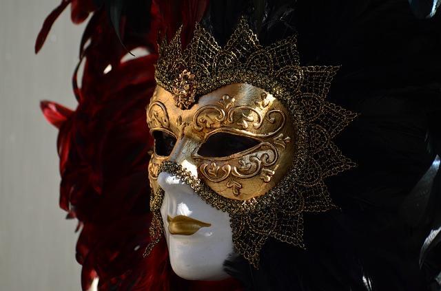 Bild Venezianische Maske
