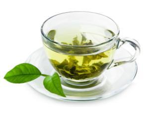Grüner Tee Natursekt