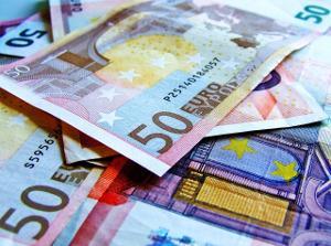 Bild 50 Euro Scheine