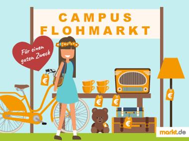 Grafik Sonntags-Flohmarkt