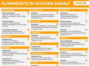 Bild von Flohmärkte Sachsen-Anhalt