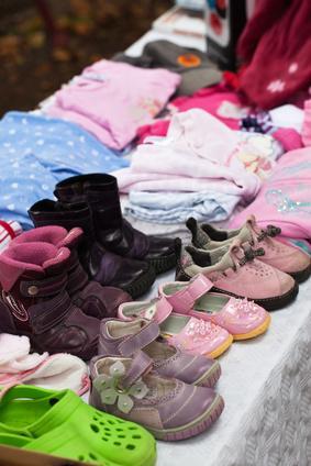 Bild von Kinderflohmarkt