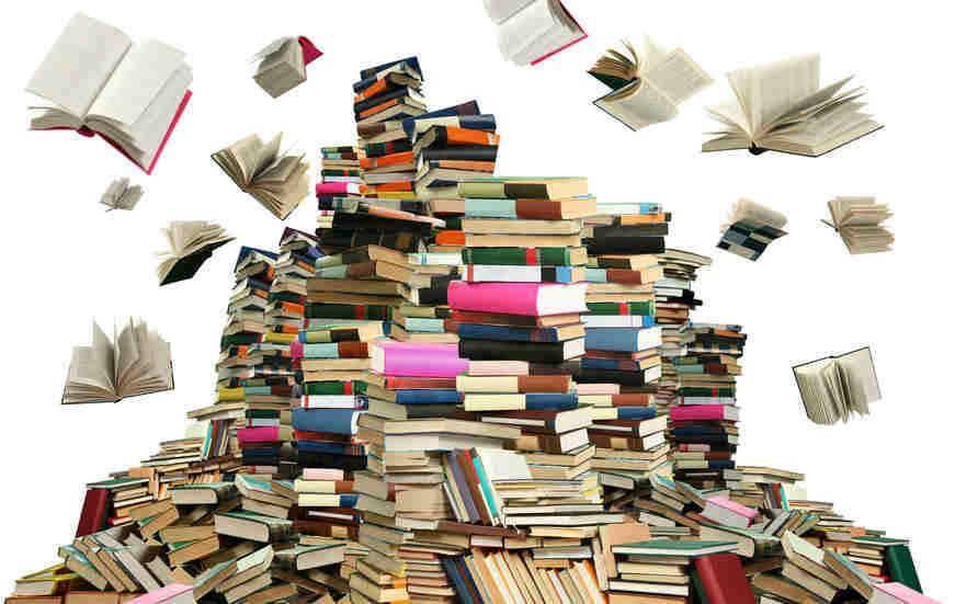Bild von Flohmarktartikel Bücher