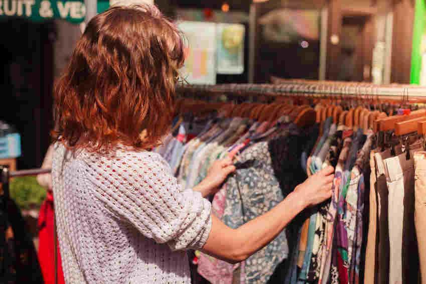 Bild von Frauenflohmarkt Kleidung