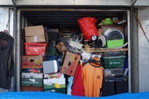 Bild Lagerraum voller Gerümpel