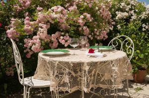 Bild Feng Shui Garten Partnerschaft