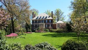 Bild Garten Herrenhaus