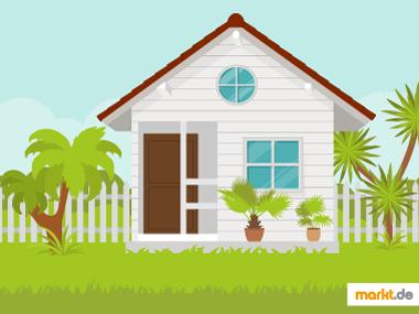 Grafik Palmen für den Garten