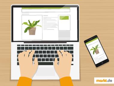 Grafik Pflanzen online kaufen